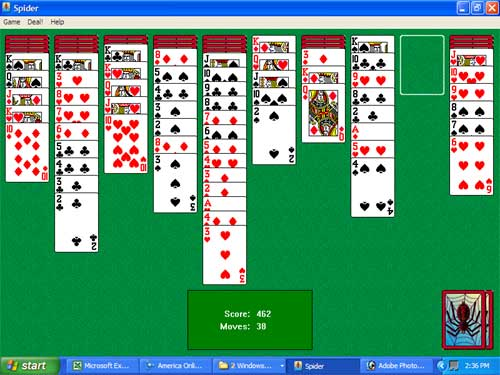Card game free: www. Spider solitaire card game free download.