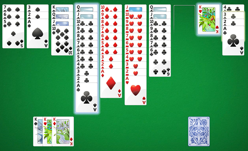 Tough Spider Solitaire Game